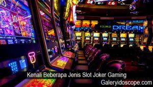 Kenali Beberapa Jenis Slot Joker Gaming